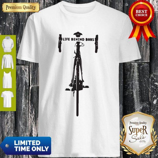 Official Bicycle Life Behind Bars Shirt