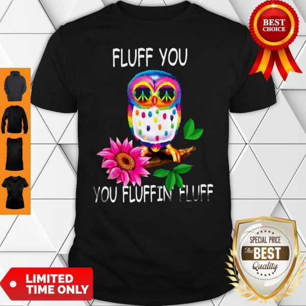 Official Hippie Funny Shirt