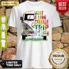 What A Long Strange Trip It's Been Hippie Bus Peace Shirt