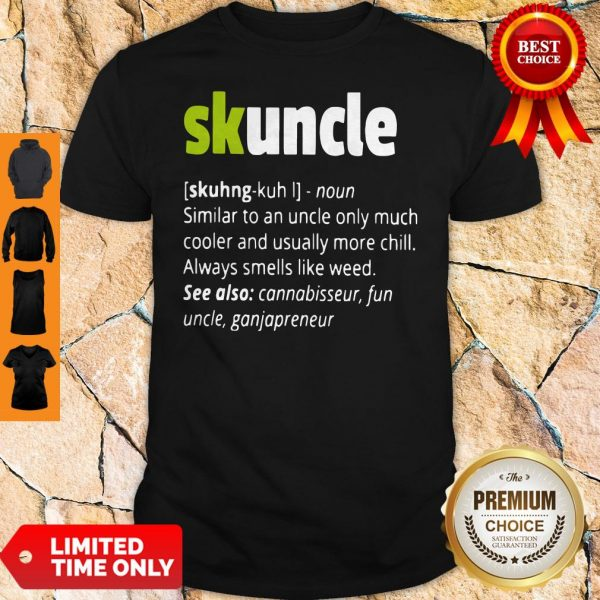Official Skuncle Shirt