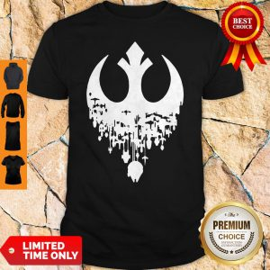Star Wars Hombres Fractured Rebellion Shirt