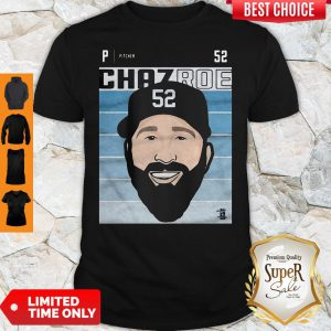 Official Chaz Roe 52 Shirt
