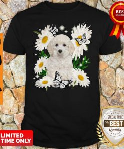 Official Toy Poodle Daisy Flower Classic Shirt