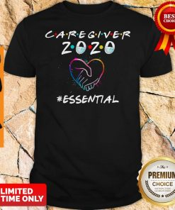 Official Caregiver 2020 Essential Shirt