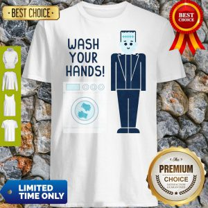 Official Wash Your Hands Classic Shirt