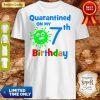 Quarantined On My Coronavirus 7th Birthday Shirt