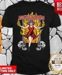 Official Not Today Satan Shirt