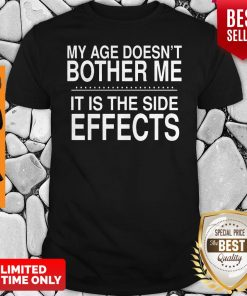 Official My Age Doesn't Bother Me Shirt