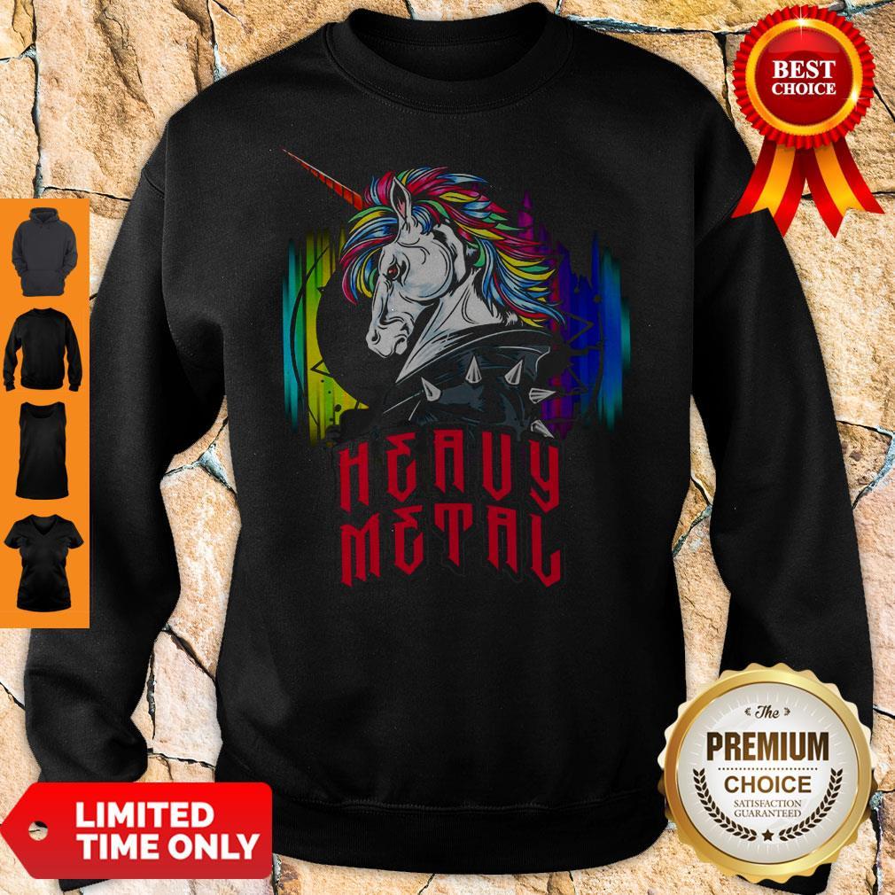 Official Heavy Metal Sweatshirt