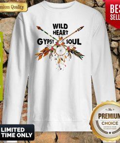 Official Wild Heart Gypsy Soul Sweatshirt