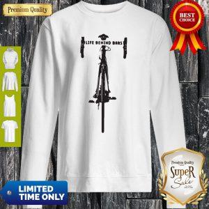 Official Bicycle Life Behind Bars Sweatshirt