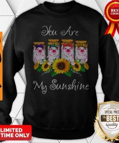 Official Pig You Are My Sunshine Sweatshirt