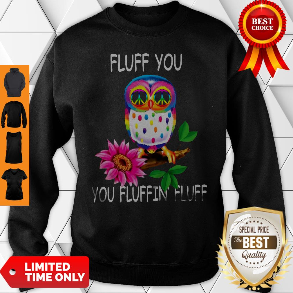 Official Hippie Funny Sweatshirt