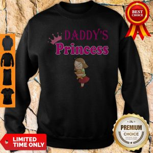 Official Daddy's Princess Sweatshirt
