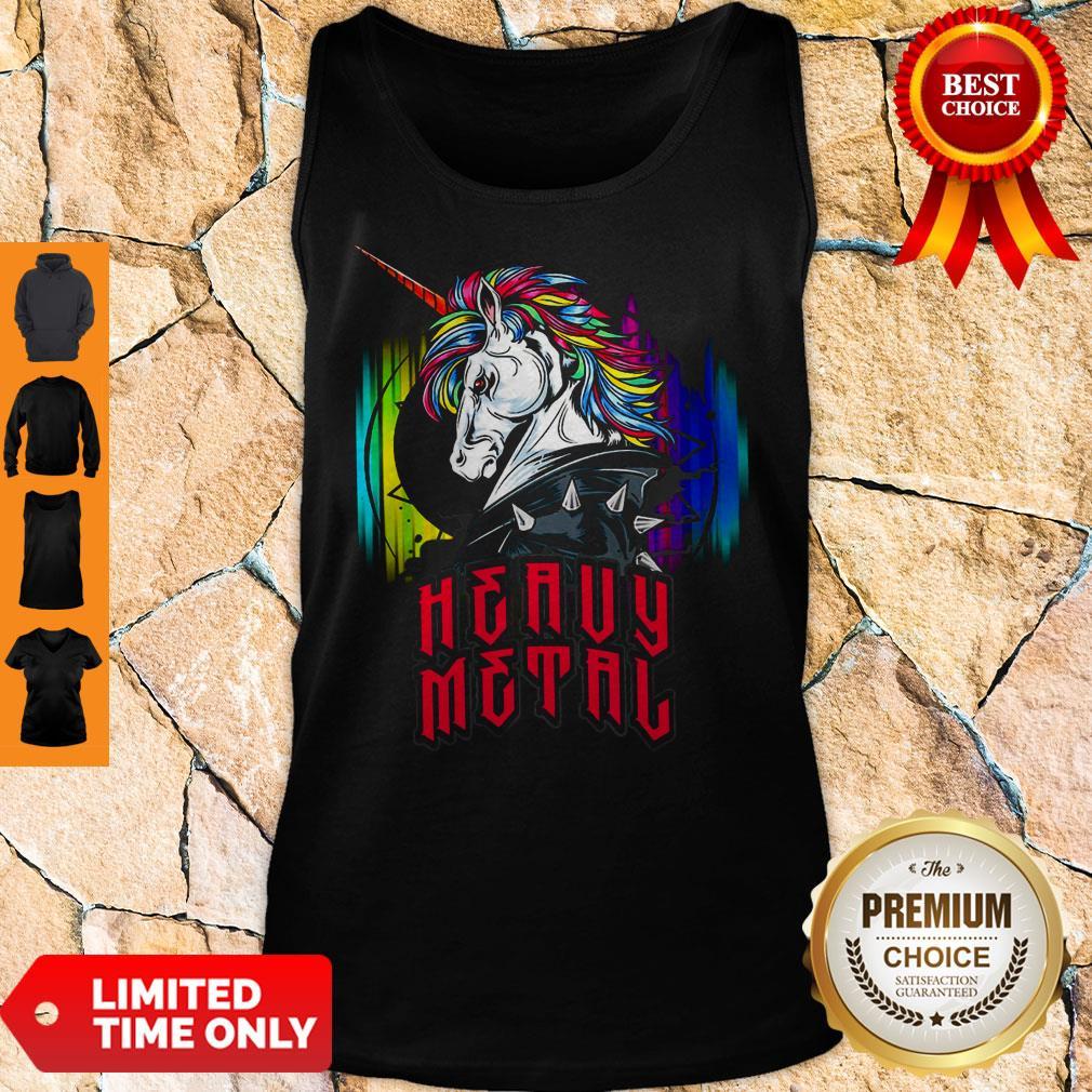 Official Heavy Metal Tank Top