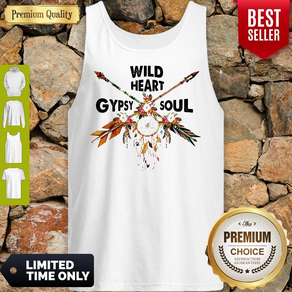 Official Wild Heart Gypsy Soul Tank Top