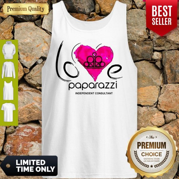 Official Love Paparazz Tank Top