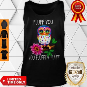 Official Hippie Funny Tank Top