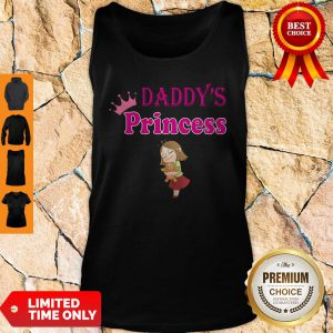 Official Daddy's Princess Tank Top