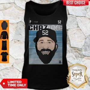 Official Chaz Roe 52 Tank Top