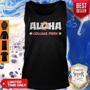 Official Turtle Aloha College Park Tank Top