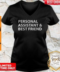 Official Personal Assistant And Best Friend V-neck