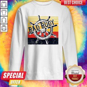Bad Buoy Nauti Girl Vintage Sweatshirt