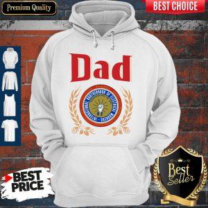 Dad International Brotherhood Of Electrical Workers Hoodie