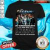 DC's Legends 05th Anniversary 2016-2021 Thank You For The Memories Signatures Shirt