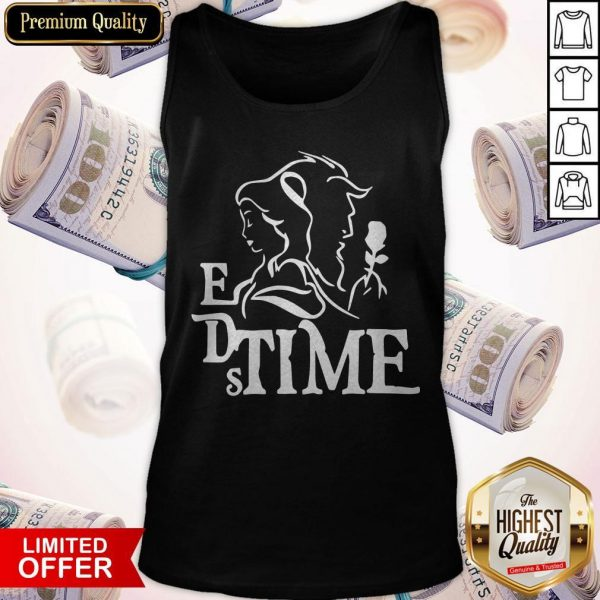 GOD A Tale As Old As Time Tank Top