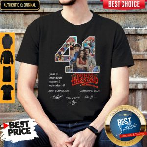 Official 41 Years Of The Dukes Of Hazzard Shirt
