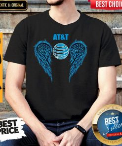 Official AT And T Wings Shirt