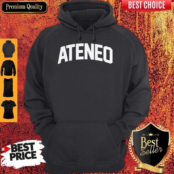 Official Ateneo Hoodie