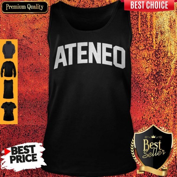 Official Ateneo Tank Top