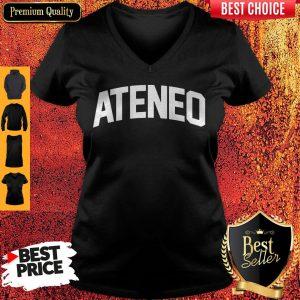 Official Ateneo V-neck