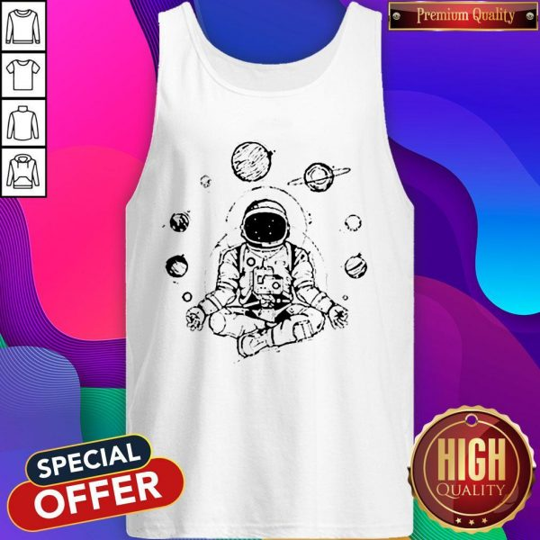 Official Discover all the Planet Tank Top