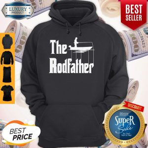 Official Fishing The RodFather The GodFather Hoodie