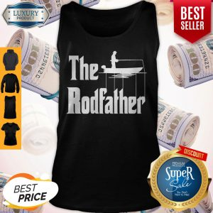 Official Fishing The RodFather The GodFather Tank Top