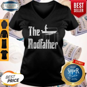 Official Fishing The RodFather The GodFather V-neck
