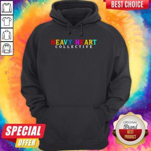 Official Heavy Heart Collective LGBT Hoodie