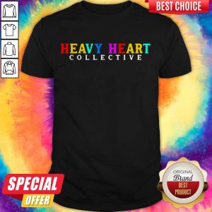 Official Heavy Heart Collective LGBT Shirt