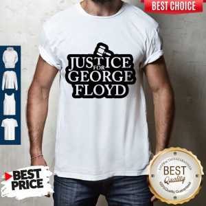 Official Law Justice For George Floyd Shirt