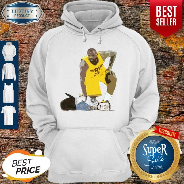 Official LeBron James I Can't Breathe Hoodie