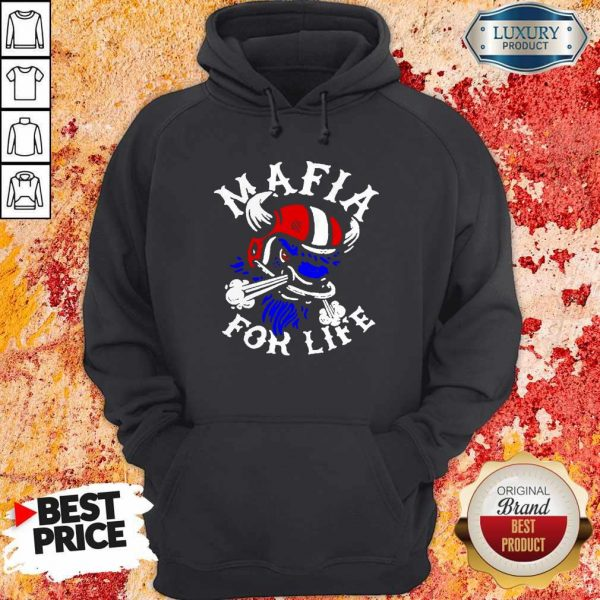 Official Mafia For Life Hoodie