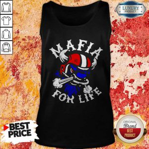 Official Mafia For Life Tank Top