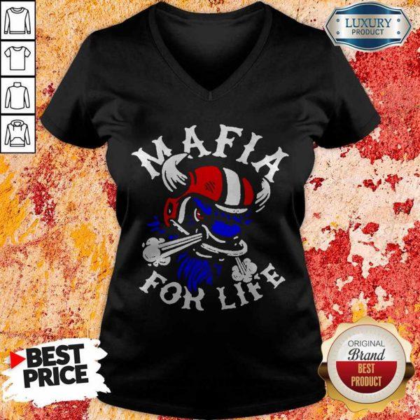 Official Mafia For Life V-neck