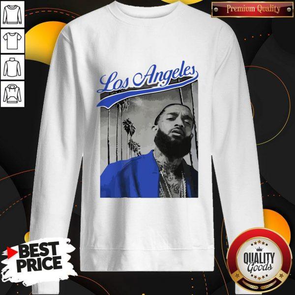 Official Nipsey Hussle Los Angeles Sweatshirt