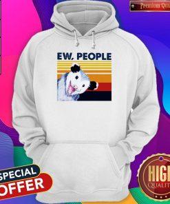 Official Opossum Ew People Vintage Hoodie