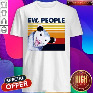 Official Opossum Ew People Vintage Shirt