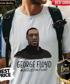 Official RIP George Floyd Justice For Floyd Shirt
